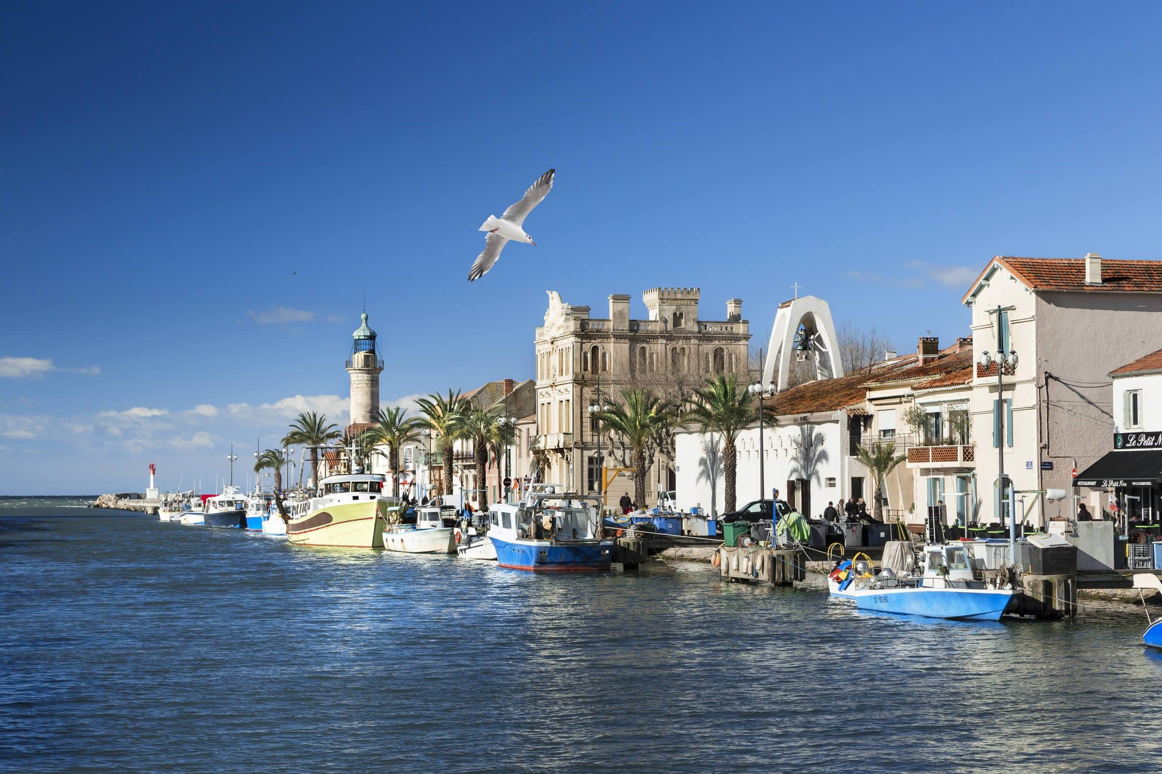 Agence Immobilière Reverbel à Le Grau Du Roi - Appartement port camargue